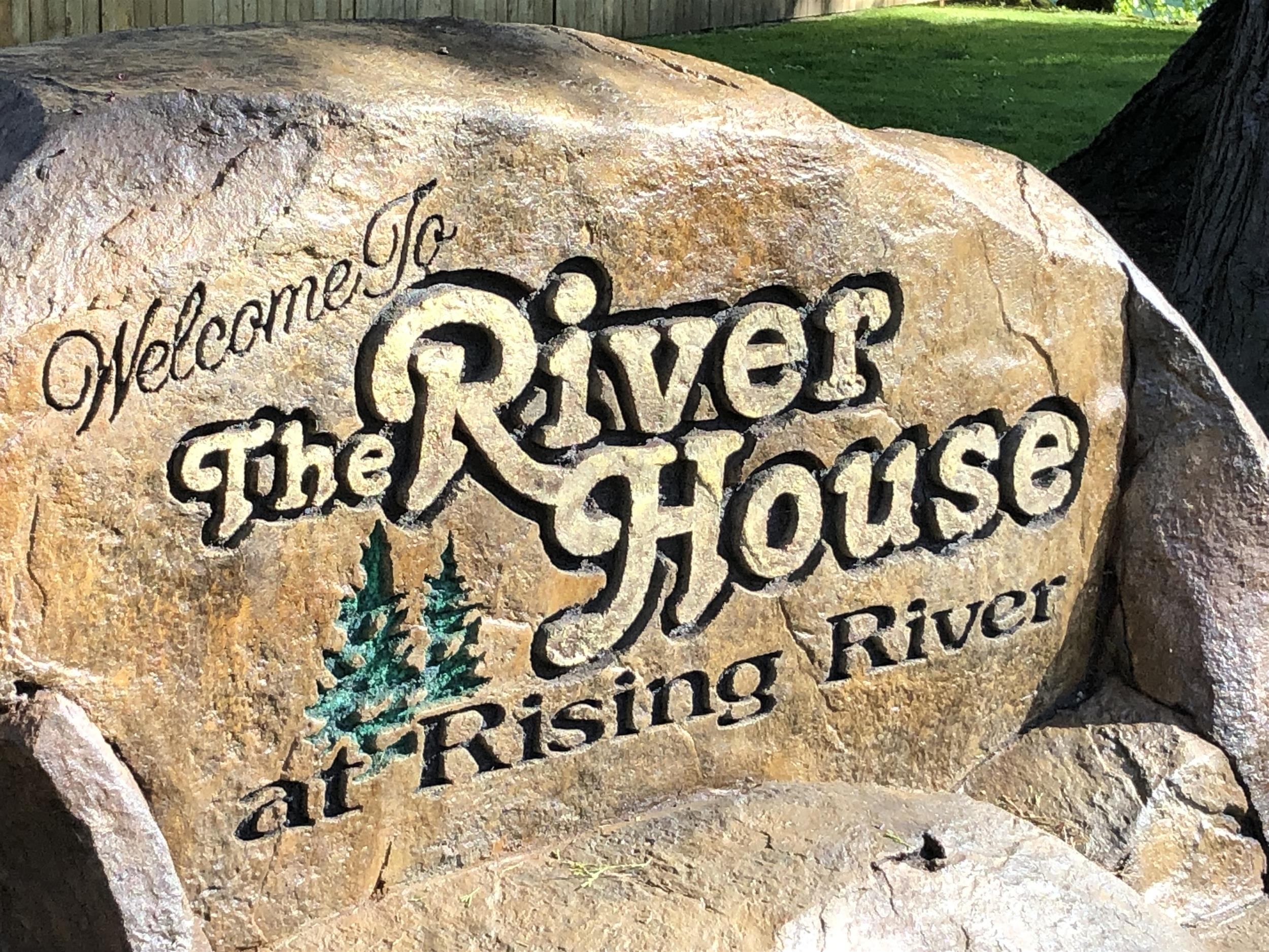 The River House at Rising River RV Park